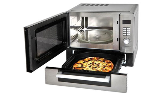 Microwave with Pizza Drawer: Don't Buy Before Reading This