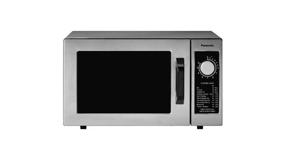 Panasonic-Consumer-NE1025F-Microwave-Without-Turntable