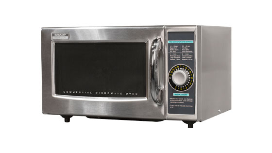 Sharp-R-21LCFS-Microwave-Without-Turntable