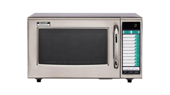 Sharp-R-21LVF-Microwave-Without-Turntable