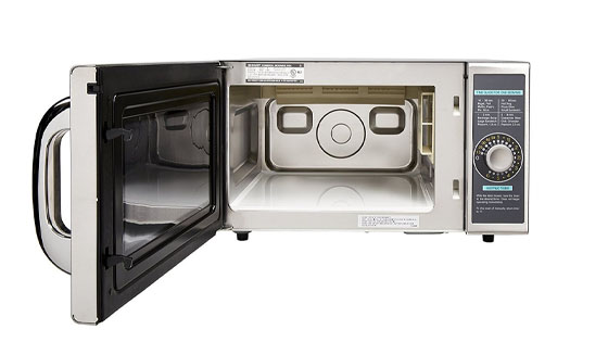 easy-to-clean-microwave-without-turntable