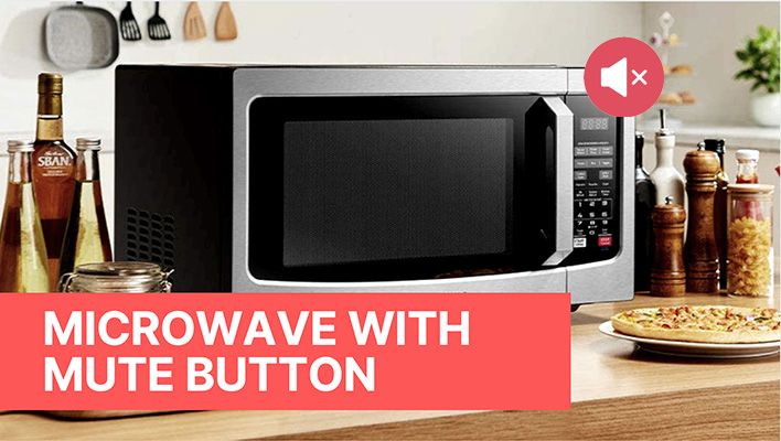 microwave-with-mute-button