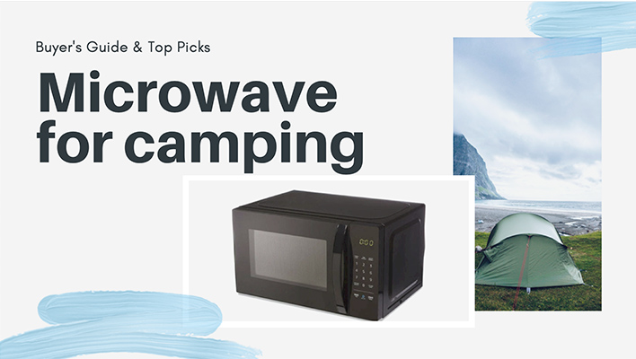 5 Best Microwaves For Camping Small Portable Microwaves For Camper