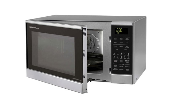 microwave-oven-with-stainless-steel-interior