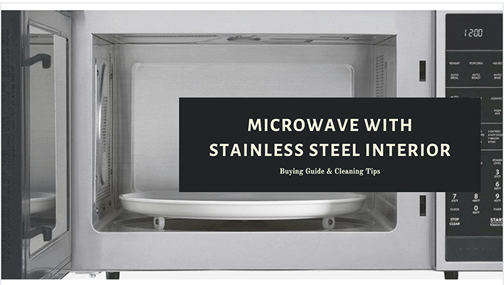 Stainless Steel Interior For Easy Cleaning