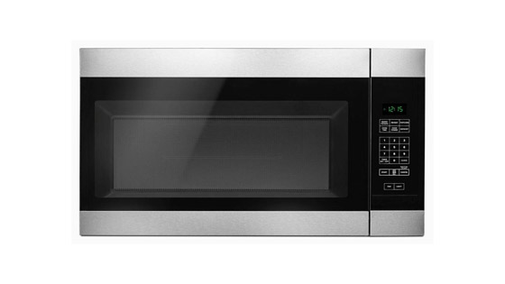 Amana-AMV2307PFS-microwave-with-exhaust-fan