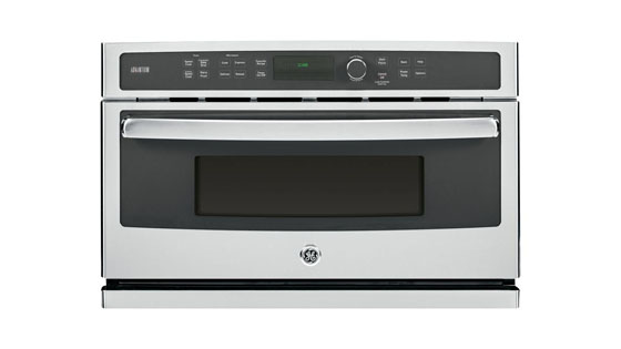 Microwave with Drop Down Door for Commercial Use GE PSB9240SFSS
