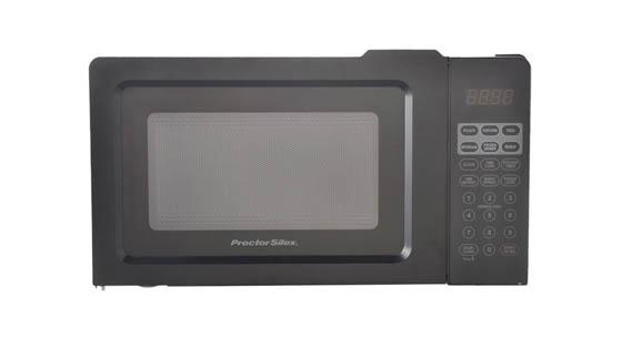 Proctor Silex countertop microwave under $50