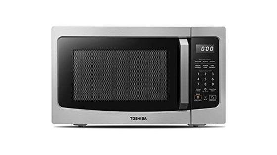 Toshiba-ML-EM34P(SS)-Microwave-with-Remote-Control