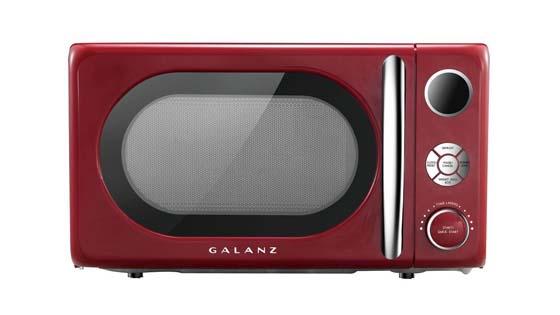 Best Budget-Friendly Lightweight Microwave Galanz GLCMKA07RDR-07