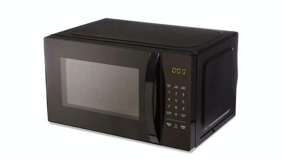 Best Lightweight Microwave Oven AmazonBasics Microwave