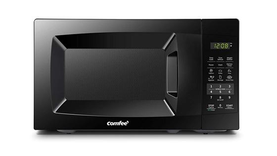 Best Small Lightweight Microwave COMFEE EM720CPL-PMB