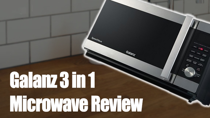 Galanz-3-in-1-GSWWA16S1SA10-Microwave-Review