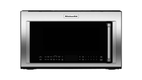 KitchenAid KMHC319ESS Over-the-Range Convection Microwave with Steam Cooking