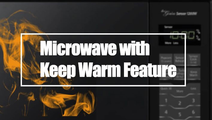 Microwave-with-Keep-Warm-Feature