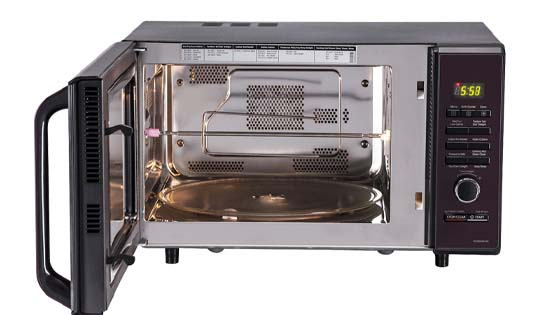 Rotisserie-Microwave-Oven