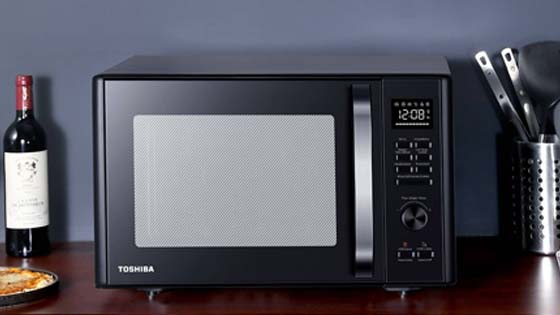 Toshiba 6 in 1 Microwave Pros Cons
