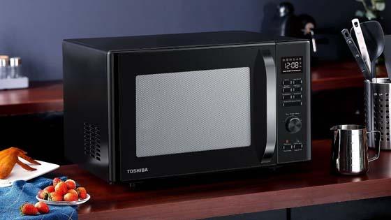 Toshiba AC028A2CA Microwave Review