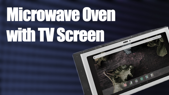 microwave-with-tv-screen