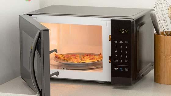 power efficient lightweight microwave
