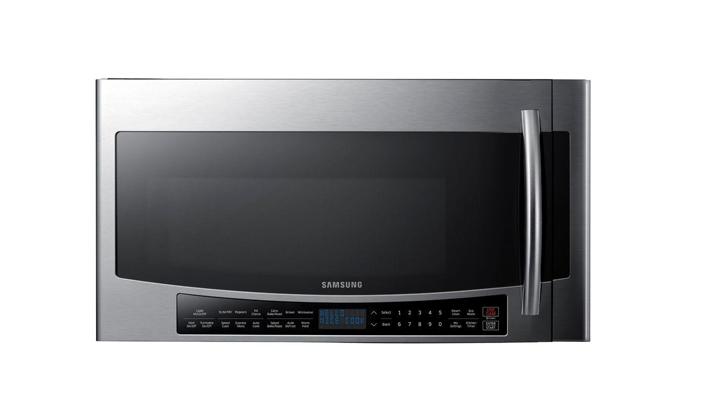 Samsung MC17T8000CS Over the Range Convection Microwave