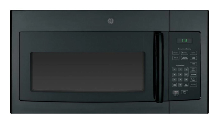 GE JVM3160DFBB Over-the-Range Microwave Oven